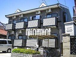 愛知県名古屋市中川区花池町3の賃貸アパートの外観