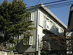 セントバレーC棟[1階]の外観