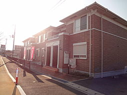 兵庫県加古川市平岡町中野の賃貸アパートの外観