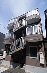 新築 シックス新宿(賃料下がりました)[101号室号室]の外観