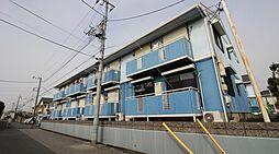 千葉県柏市松葉町5の賃貸アパートの外観