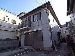 兵庫県明石市上ノ丸3丁目の賃貸アパートの外観