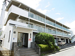 大阪府堺市北区百舌鳥赤畑町3丁の賃貸マンションの外観