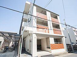 タケセイハイツ内田橋[2階]の外観