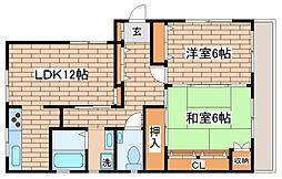 [一戸建] 兵庫県神戸市須磨区千守町1丁目 の賃貸【/】の間取り