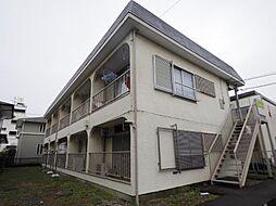メゾンドハナシマ[2階]の外観