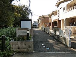 埼玉県上尾市日の出3丁目の賃貸アパートの外観