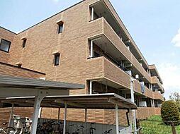 東京都世田谷区北烏山6の賃貸マンションの外観