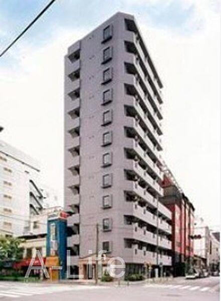ガラステージ日本橋人形町[3階号室]の外観