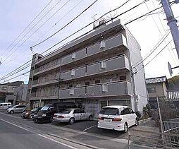 京都府京都市伏見区深草谷口町の賃貸マンションの外観