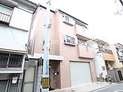 大阪府吹田市片山町1丁目の賃貸マンションの外観