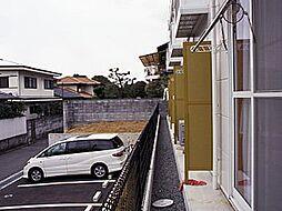 レオパレスレインボー[2階]の外観