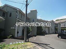 [テラスハウス] 東京都町田市広袴町 の賃貸【/】の外観