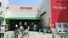 オリンピック中野坂上店