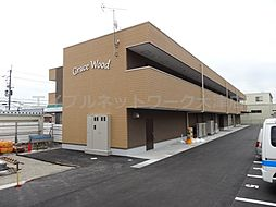滋賀県大津市高砂町の賃貸マンションの外観
