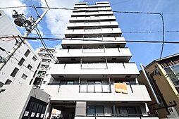 大阪府大阪市浪速区元町3丁目の賃貸マンションの外観