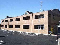 埼玉県東松山市大字松山の賃貸アパートの外観