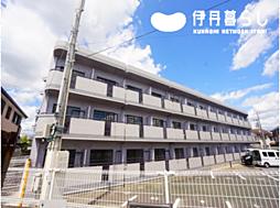 兵庫県伊丹市稲野町6丁目の賃貸マンションの外観