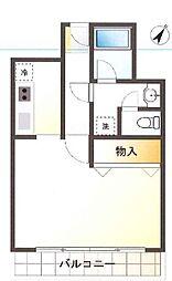 目白台ハウス[1階]の間取り