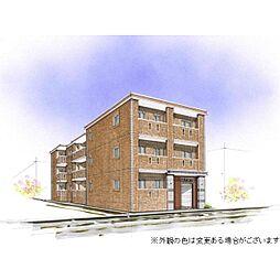 静岡県静岡市葵区横内町の賃貸マンションの外観