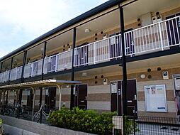 兵庫県姫路市御立東1丁目の賃貸アパートの外観