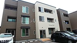 北海道札幌市東区北四十五条東2丁目の賃貸アパートの外観