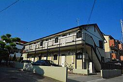 兵庫県尼崎市南塚口町5丁目の賃貸アパートの外観
