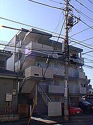 埼玉県朝霞市西原1丁目の賃貸マンションの外観