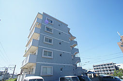福岡県糟屋郡新宮町美咲2丁目の賃貸マンションの外観