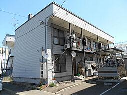谷浦マンション[2階]の外観