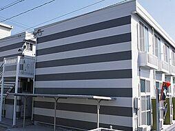 大阪府大阪市鶴見区横堤4丁目の賃貸アパートの外観