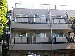 東京都府中市新町1丁目の賃貸マンションの外観