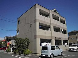 愛知県小牧市大字岩崎の賃貸マンションの外観