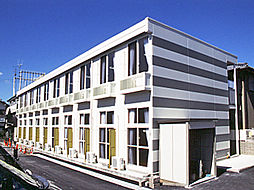 レオパレスハーモニー高石[110号室]の外観