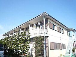 西川田ハイツ[1階]の外観