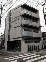 東京都葛飾区奥戸6丁目の賃貸マンションの外観