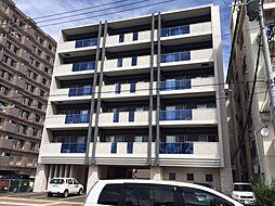 北海道旭川市一条通15丁目の賃貸マンションの外観