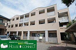 千葉県船橋市習志野4丁目の賃貸マンションの外観