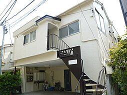 東京都荒川区西尾久4丁目の賃貸アパートの外観