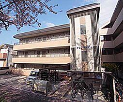 京都府京都市右京区西京極葛野町の賃貸マンションの外観