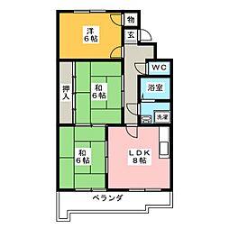 House of Y[3階]の間取り