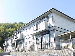 三重県桑名市大字西別所の賃貸アパートの外観