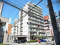 福岡県福岡市南区野間1丁目の賃貸マンションの外観