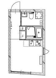 LUDENS千歳台(ルーデンス千歳台)[3階]の間取り