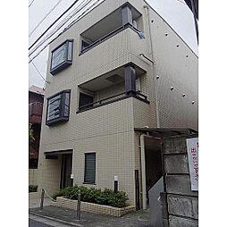東京都世田谷区北烏山3丁目の賃貸マンションの外観
