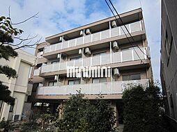 ガーデンハウス安田通[4階]の外観