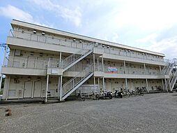 サンハイム石坂[202号室]の外観