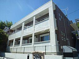 ヒルサイド福井[1階]の外観