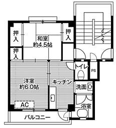 【敷金礼金0円!】ビレッジハウス福光1号棟