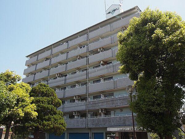 アメニティホウコク[2階]の外観